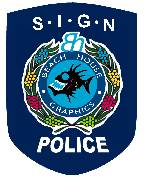 Sign-police-